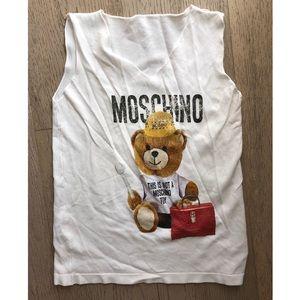 Moschino Teddy Bear Tank
